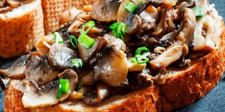 Mushroom soup recipe-Mushroom soup-recipe with mushroom