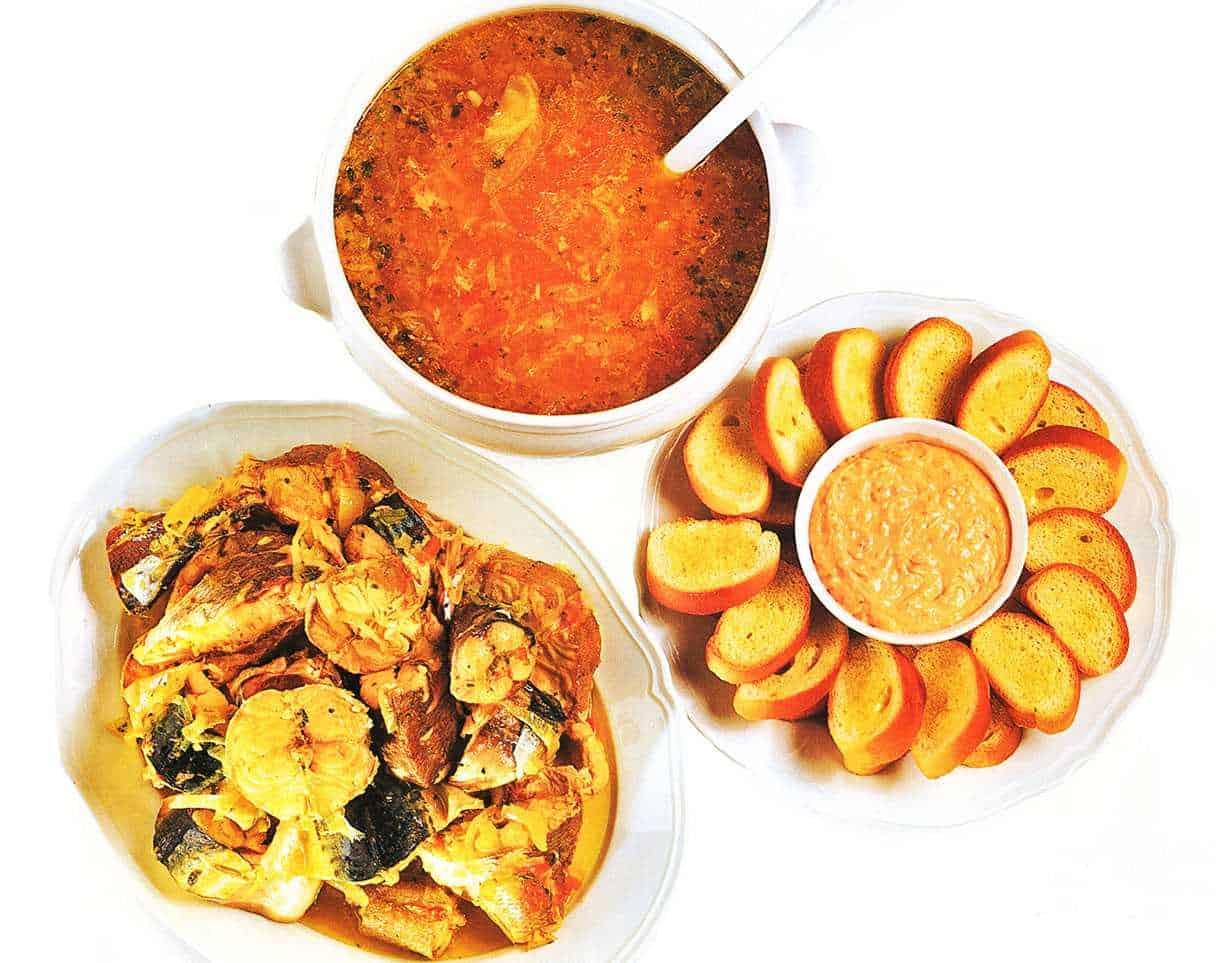 Bouillabaisse Recipe Fish Recipes www.eatopic.com