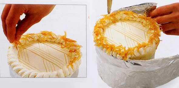 Cold Lemon Souffle-Easy desserts Recipe