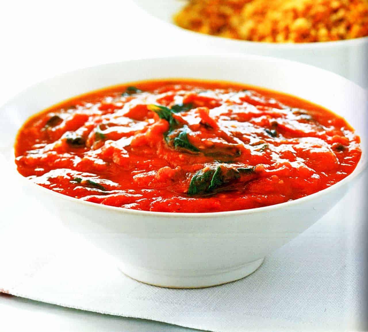 pasta and tomato sauce recipe-recipe tomato sauce-www.eatopic.com
