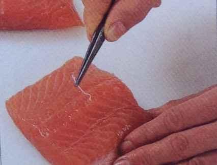Prepare And Cook The Salmon