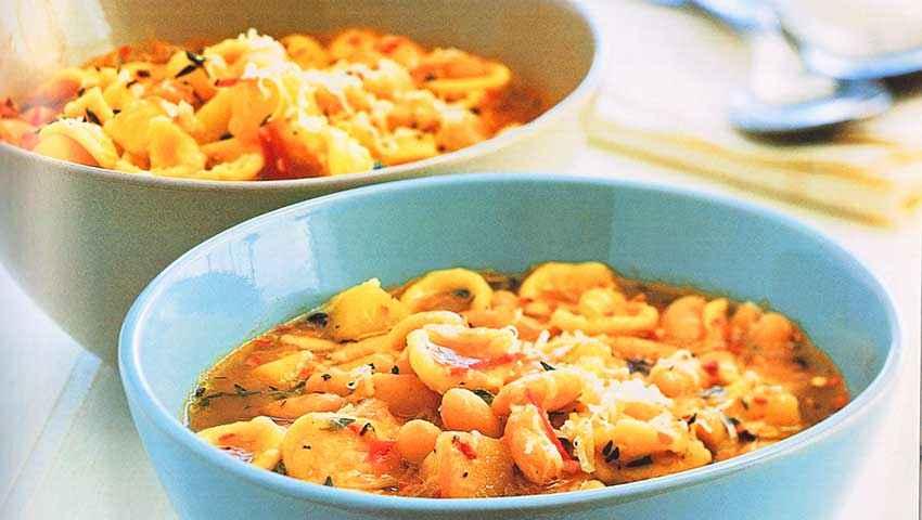 Pasta e Fagioli ricetta www.eatopic.com