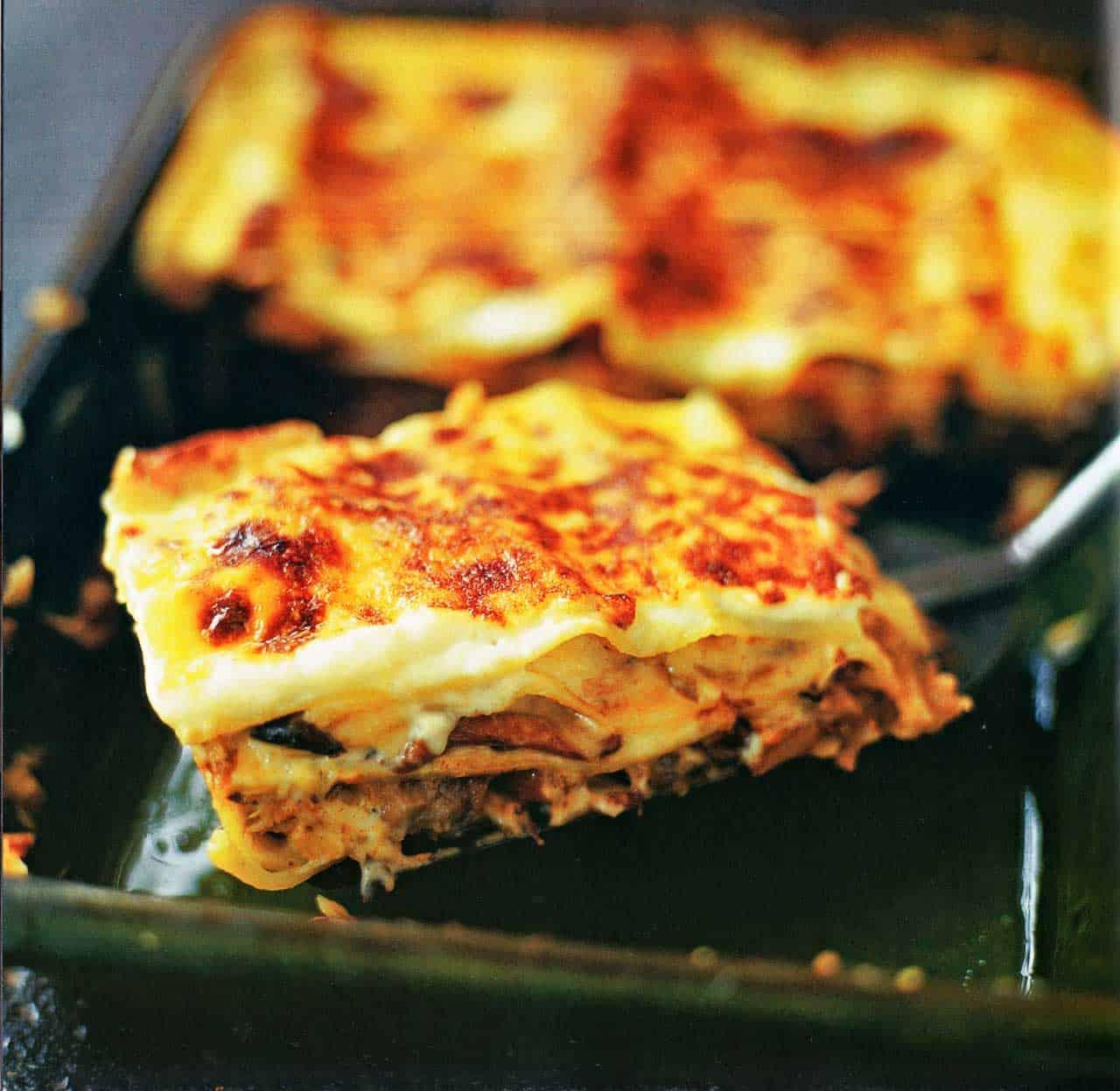 vegetarian lasagne recipe-pasta per lasagne recipe www.eatopic.com