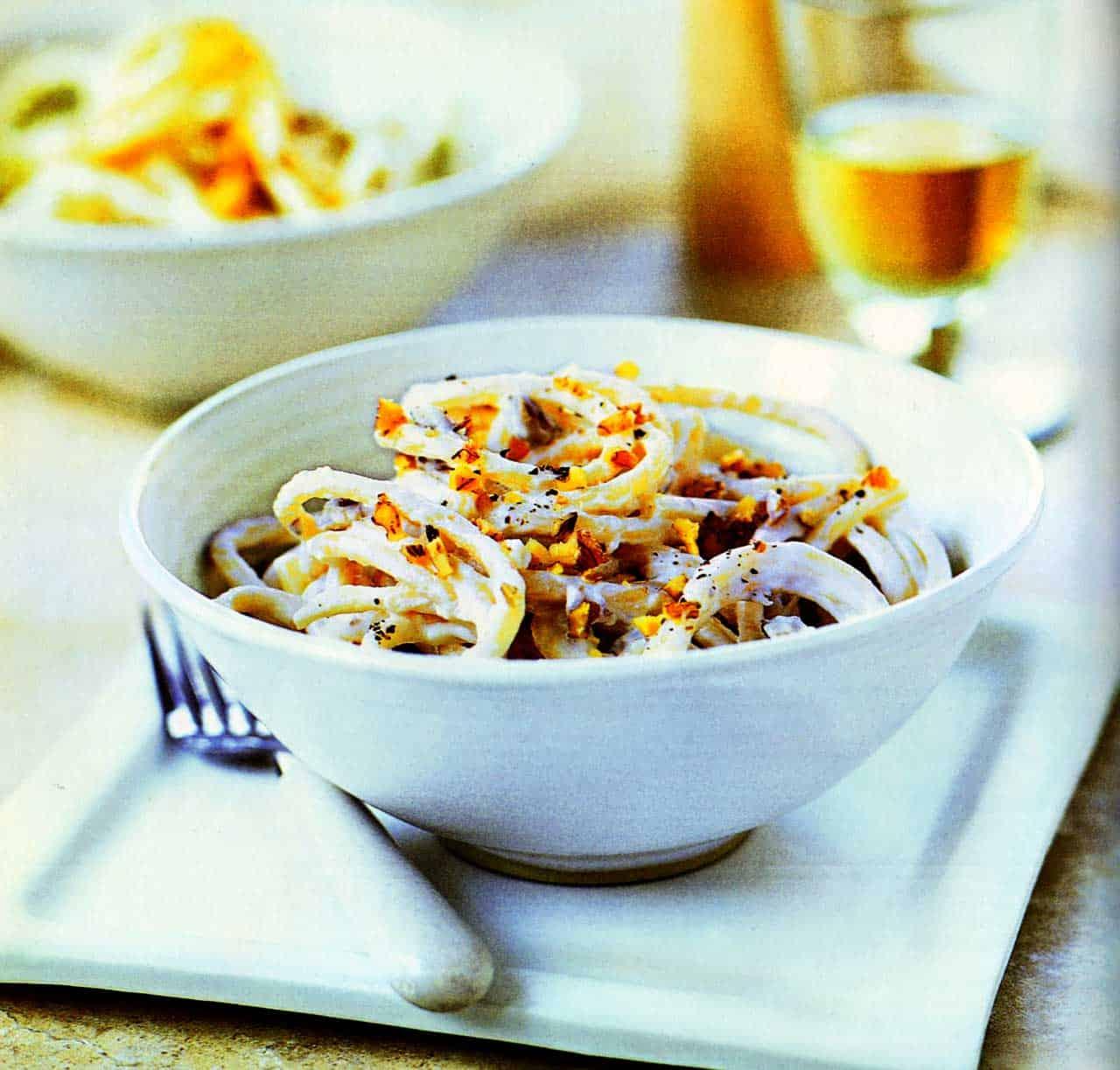 pasta and ricotta recipe- recipe ricotta cheese www.eatopic.com