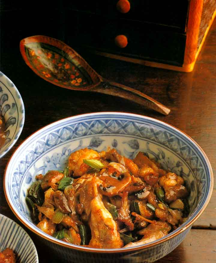 Easy Chinese Cuisine-Steamed Chicken Recipe-calories-www.eatopic.com