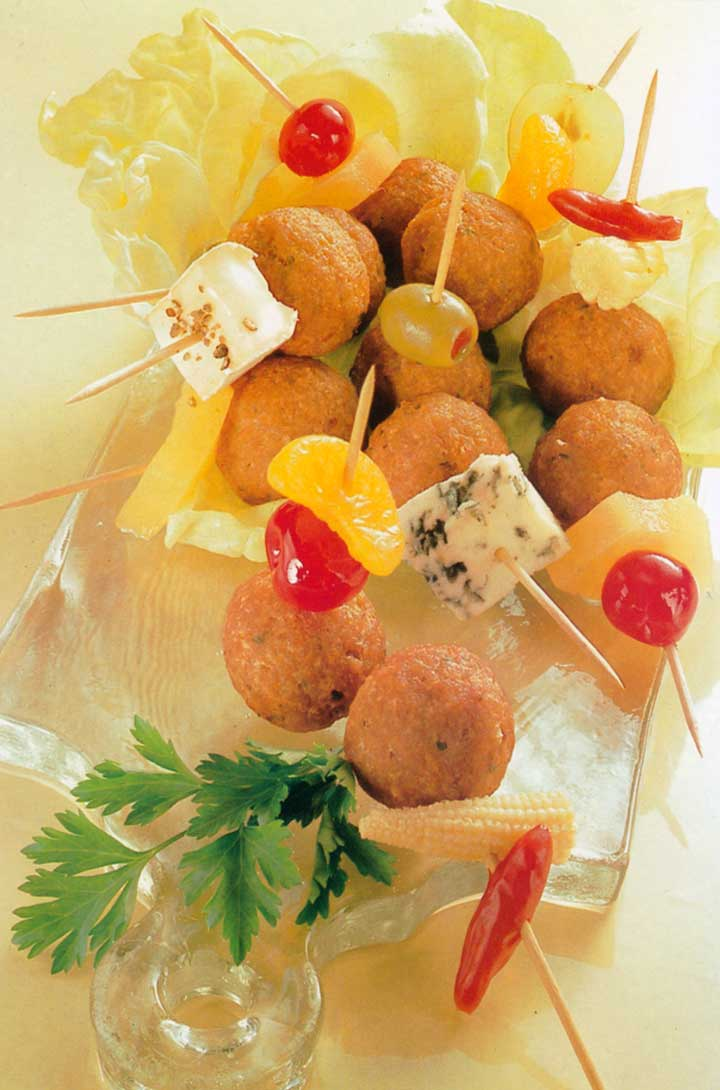 Recipes for Parties-Curried Croquettes-calories-easy best party www.eatopic.com
