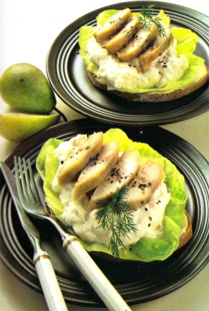 Smorgasbord Recipes-Smoked Mackerel-calories-nutrition-easy-how to make party recipes-www.eatopic.com
