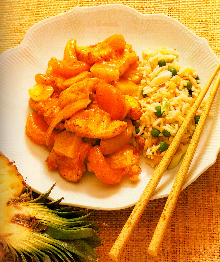 Chinese Seafood-Singapore Fish Recipe-calories-protein-carbs-nutrition