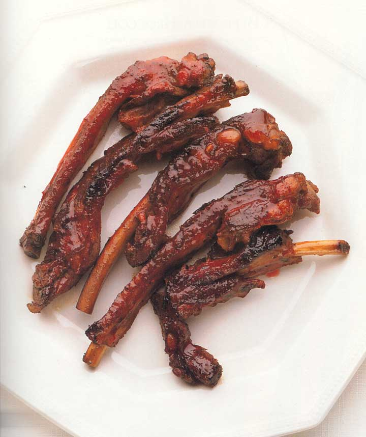 Pork Spare Ribs Recipe-Easy Chinese Food-carbs-nutrition-calories