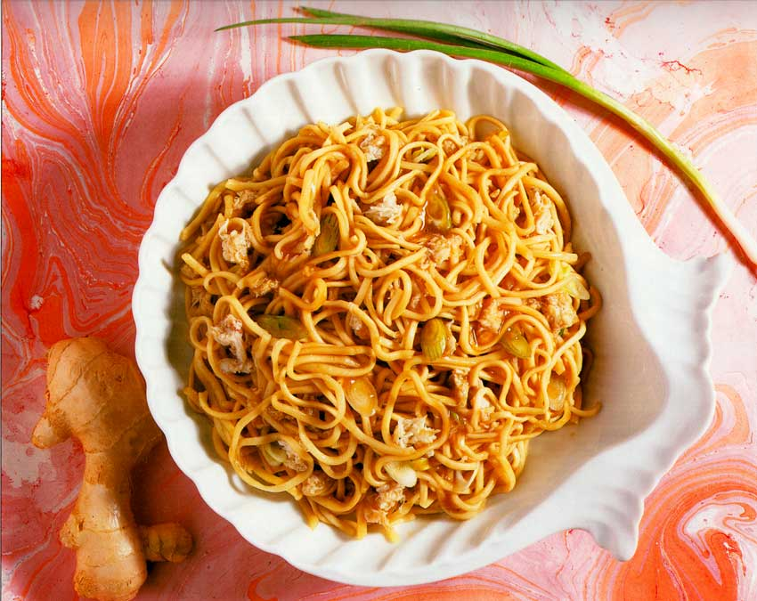 Shanghai-Noodle-Snack-Chinese-Style-Microwave-Recipe-calories-protein-nutrition