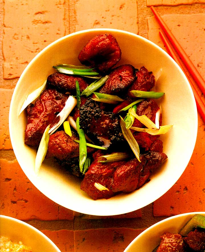 Spiced Beef Recipe-Chinese Foods-calories-nutrition-meat recipe-eatopic