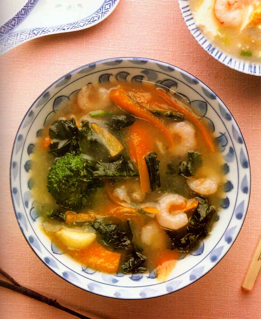 easy Chinese Cuisine-Shrimp with Broccoli Recipe-calories-Homemade-protein-nutrition