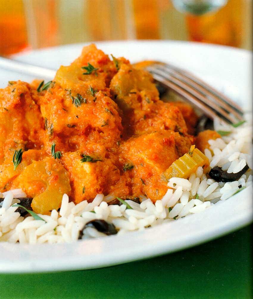 Fish Recipe-Swordfish Casserole calories-nutrition facts-high protein