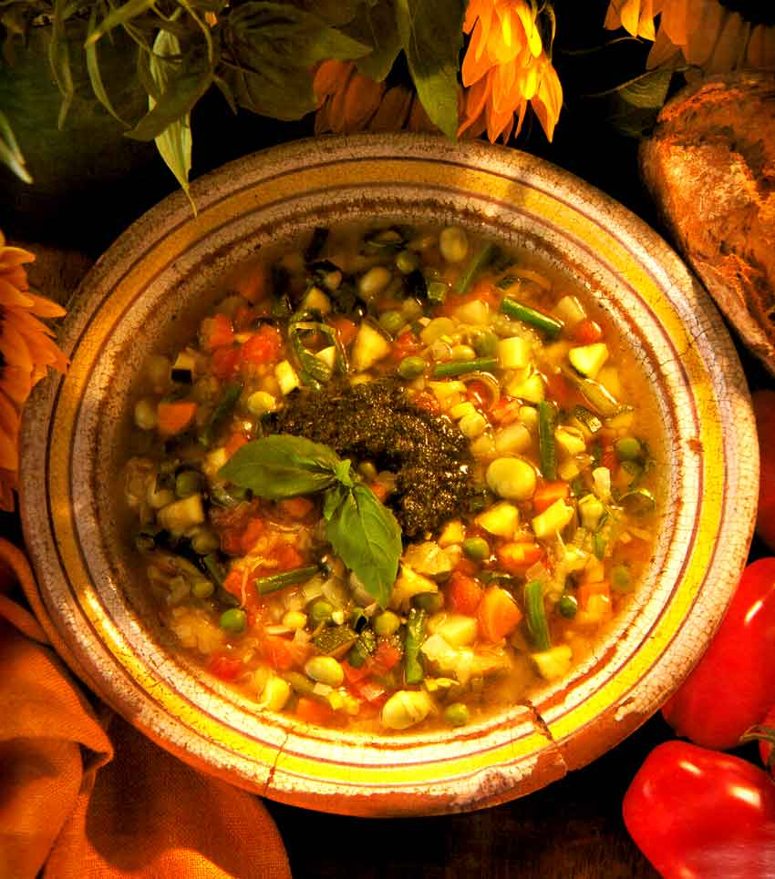 French-Foods-Provencal-Vegetable-Soup-Soupe-Au-Pistou-french-cuisine-recipes