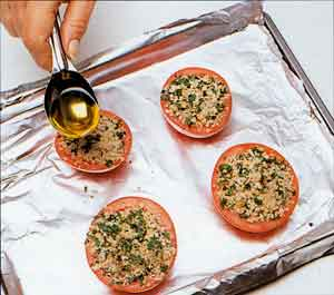 Baked-tomatoes-with-garlic-Tomatoes-a-la-Provencale-steps-3