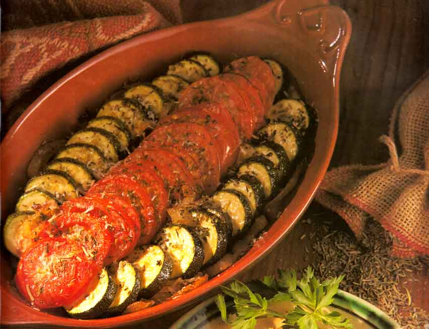 Courgette-and-tomato-bake-Tian-ProvenCal-french-cuisine-recipes