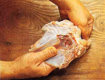 Freeing the Breastbone-Boning Chicken Breasts for Elegant Supremes-tips