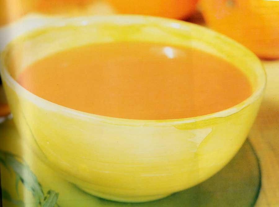 Low-Fat-Tomato-Orange-and-Tarragon-Soup-Recipe-Diet-food