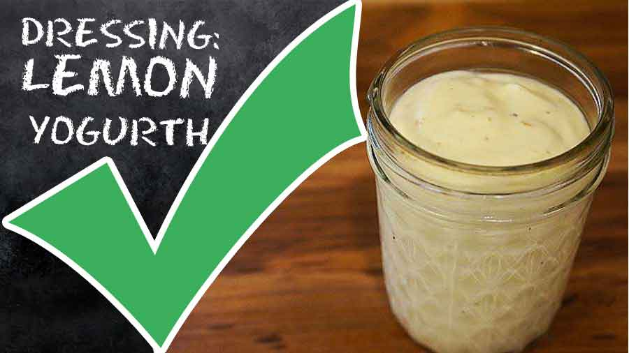 how-to-make-Lemon-Yogurt-Dressing-tips-calories