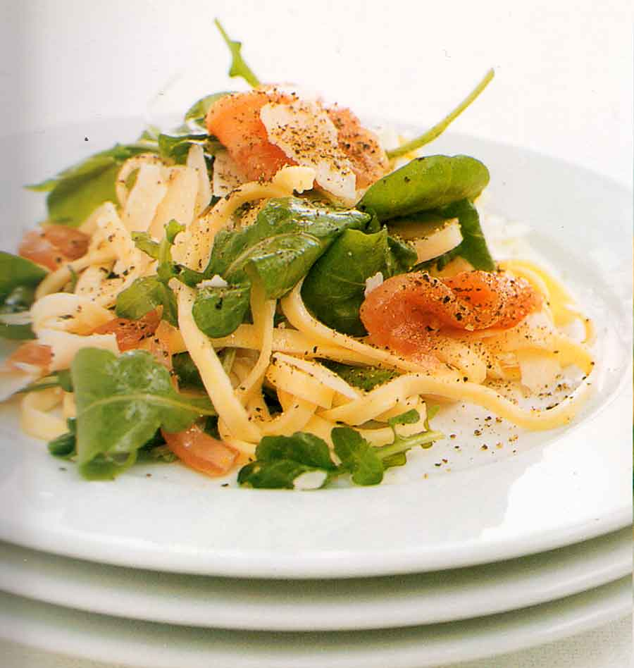 Angel-Hair-Pasta-with-Tuna-Recipe-calories-nutrition-facts-pasta recipe-seafood recipes