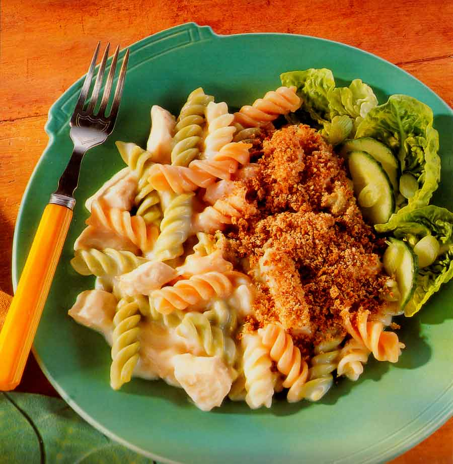 Chicken and Pasta Twist Bake Recipe-calories-nutrition facts
