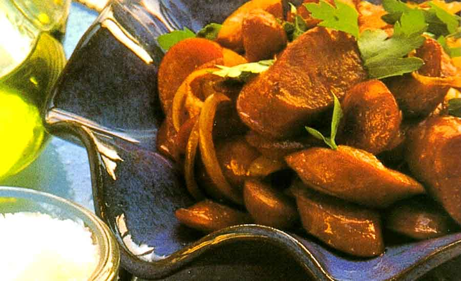 Chorizo in Olive Oil Recipe-Mediterranean Appetizers-calories-nutrition facts