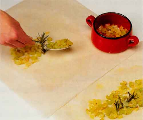 Cooking Fish in a Parcel-step by step with photo