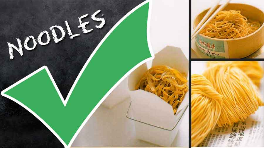 How to Cook Different Noodle Types-tips-calories-nutrition facts