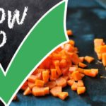 How-to-Dice-carrot-Vegetables-step-by-step-with-photo-tip