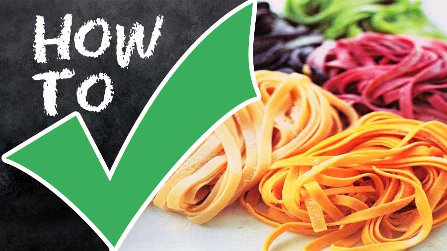 How-to-Make-Pasta,-Flavoring-and-Shaping-Pasta-and-Pairing-Sauces-with-Pasta