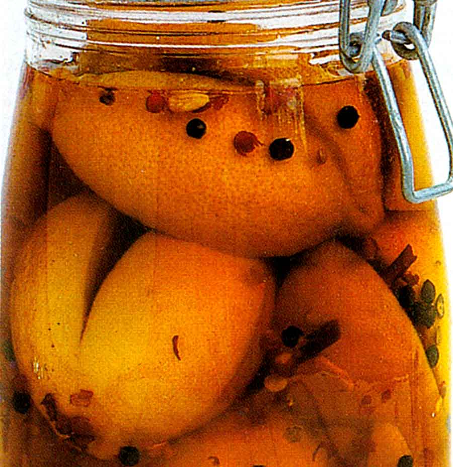 How to Prepare Preserved Lemons and Limes-tips