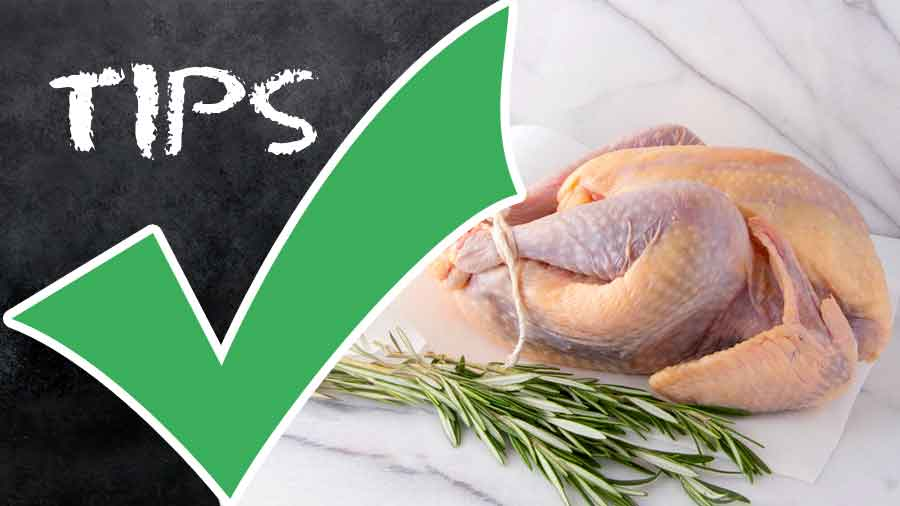How to Select, Store and Cook Chicken and Other Poultry-tips-calories-step by step-Basting