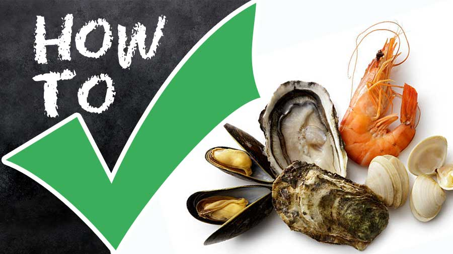 How to Select and Store Lobsters, Crabs, Oysters, Scallops and Other Shellfish-calories-nutrition