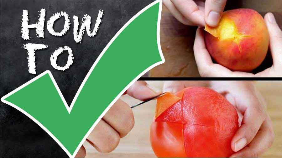 How-to-peel-tomatoes-peaches-apricots-and-other-fruits-with-thin-skins-tips-practic