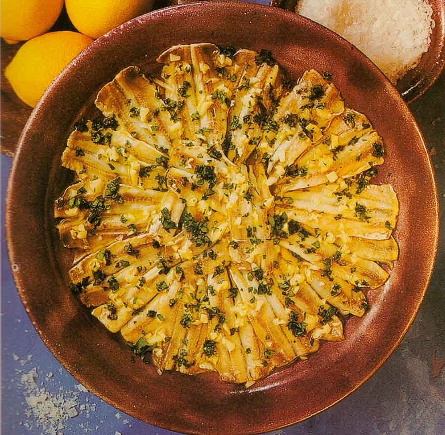 Lemon-Soaked-Anchovies-Mediterranean-Cuisine-calories-nutrition-facts