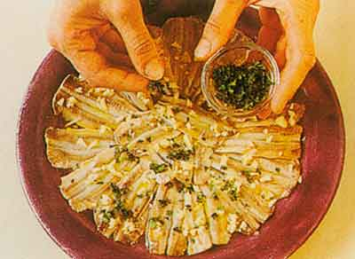 Lemon-Soaked-Anchovies-Mediterranean-calories nutrition facts-step-by-step