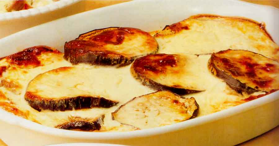 Moussaka Recipe-calories-nutrition facts