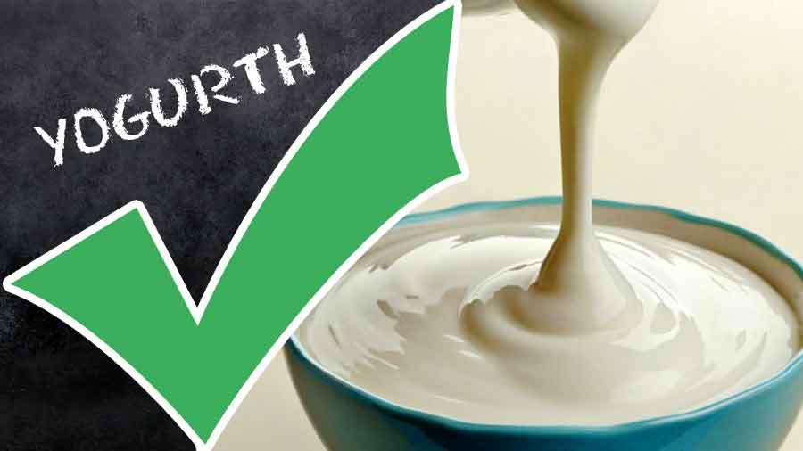 Nutrients in Yogurt and Delicious Recipes to Prepare With It-tips-step by step