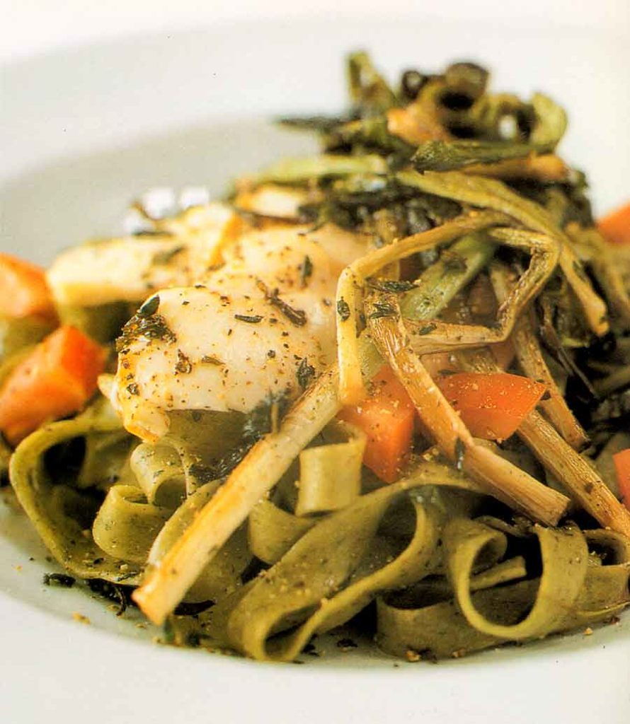 Pasta-with-Baby-Leeks-Recipe-calories-nutrition-facts