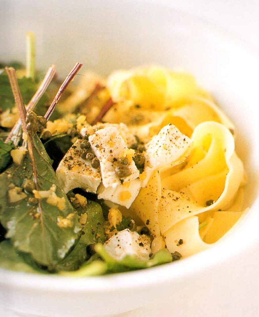 Pasta with Greens Recipe-calories-nutrition facts-vegetable