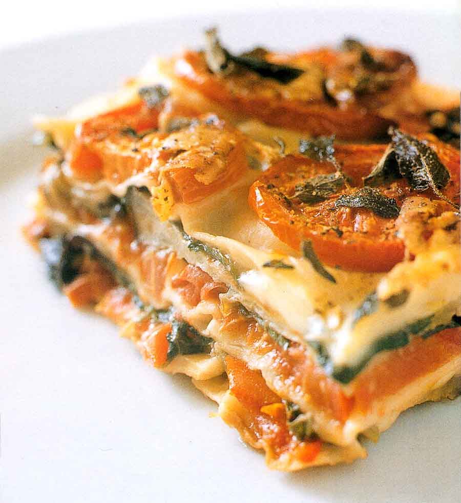 Roast-Vegetable-Lasagne-Recipe-nutrition-facts-calories-step-by-step-with-photo