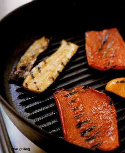 step-by-step-with-photo-Methods-to-Prepare-Vegetables-Char Grilling