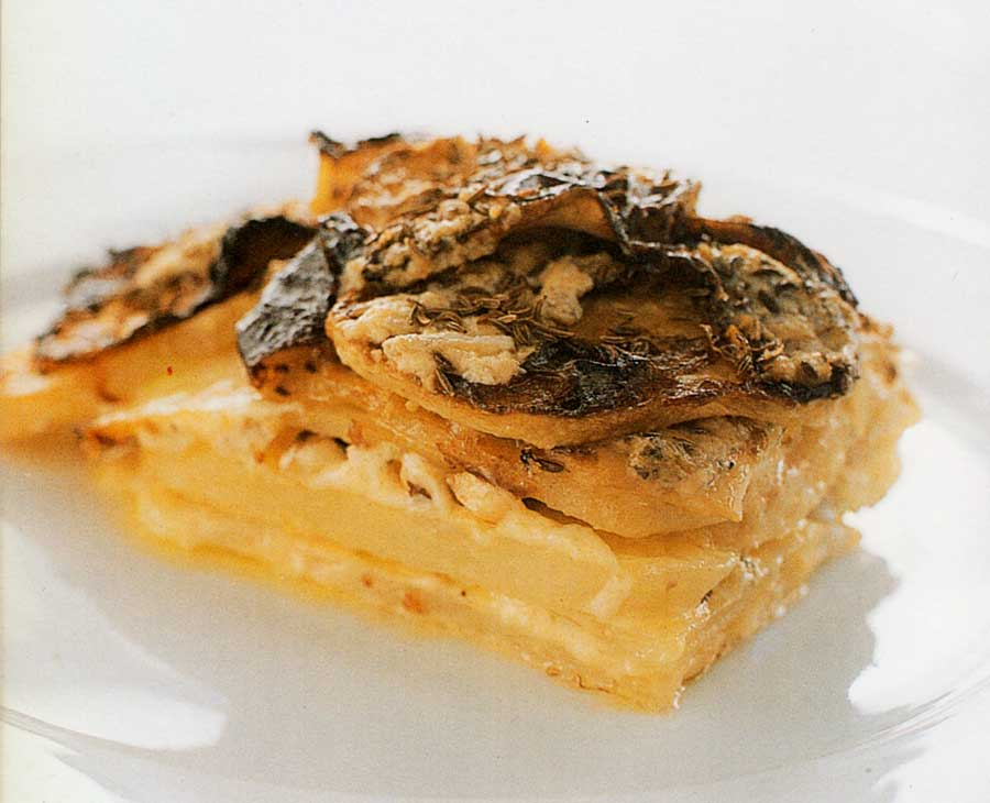 Baked Celeriac and Blue Cheese Recipe-calories-nutrition facts-pasta-easy-homemade