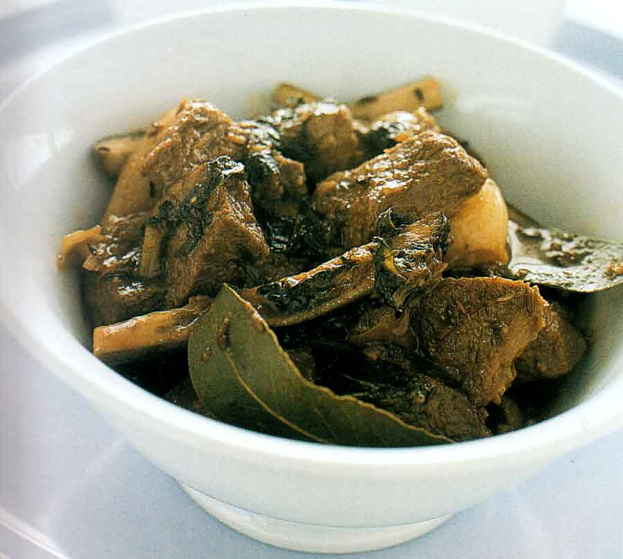 Braised Lamb and Preserved Lemon Recipe-calories-nutrition facts-high protein-low carbs