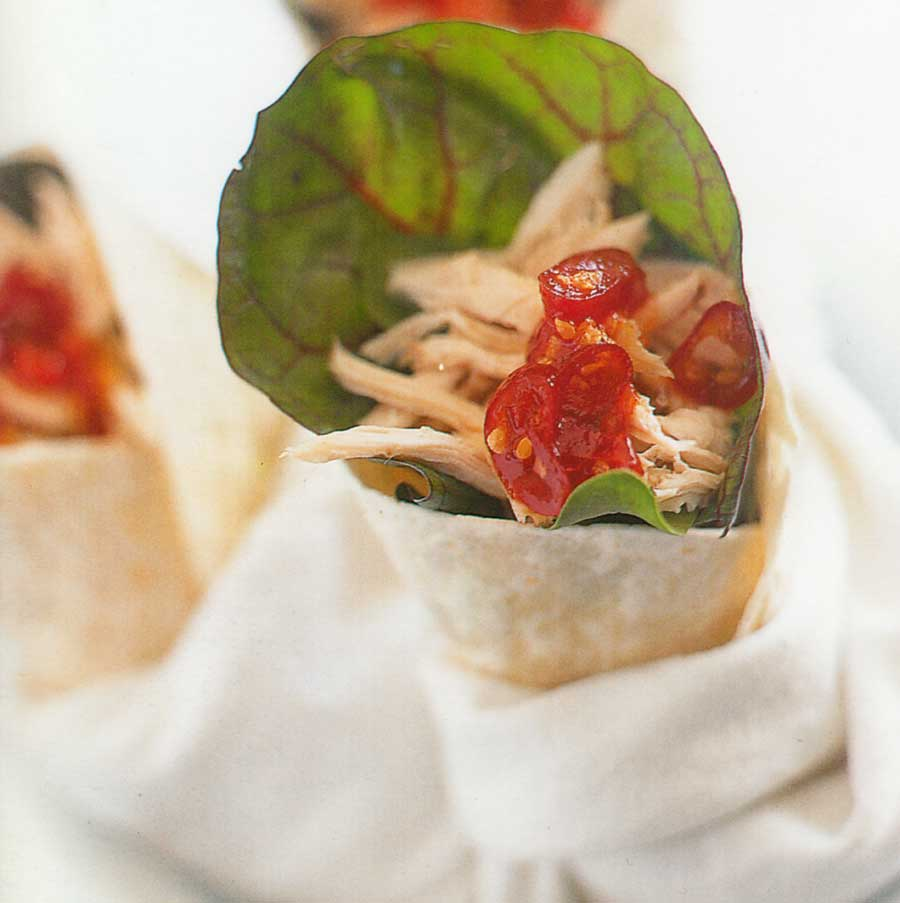 Chilli Chicken Burritos Recipe-calories-nutrition facts-wrap-mexican cuisine