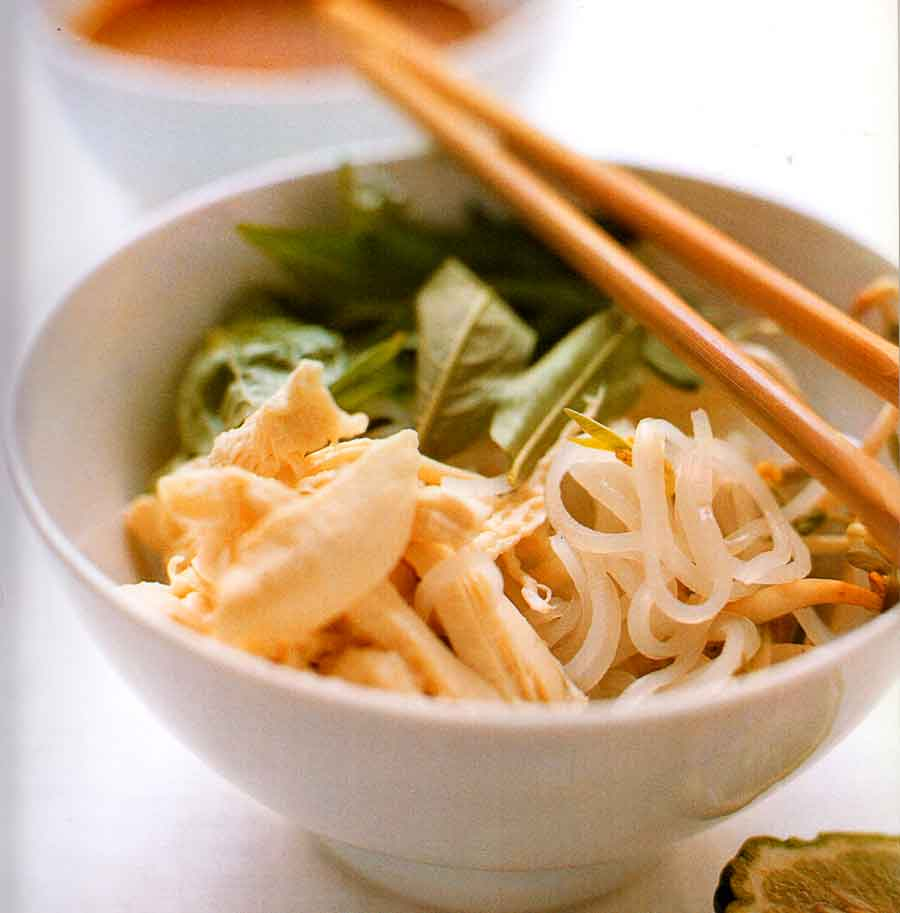 Noodle and Asian Herb Soup Recipe-calories-nutrition facts-pasta easy-homemade