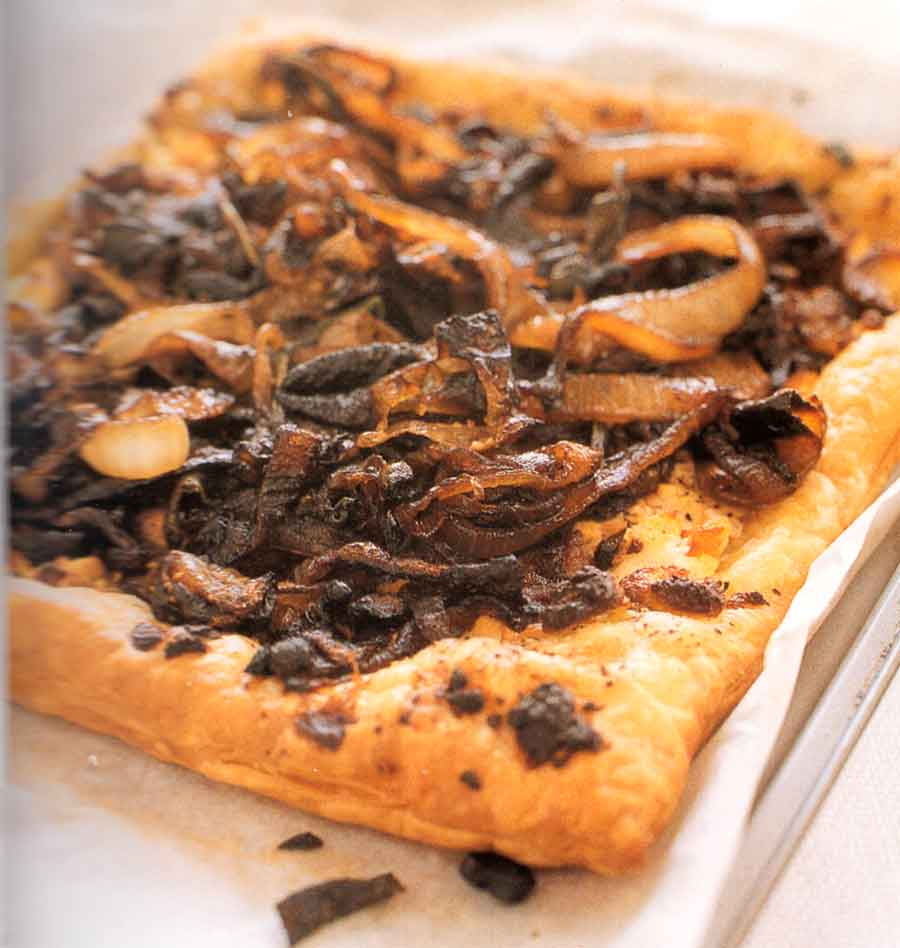 Onion-Tart-Recipe-calories-nutrition-facts-vegetable-vegetarian-food-recipematic