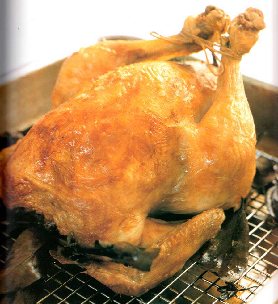 Roast-Chicken-Recipe-calories-nutrition-facts-step-by-step-with-photo-easy-homemade