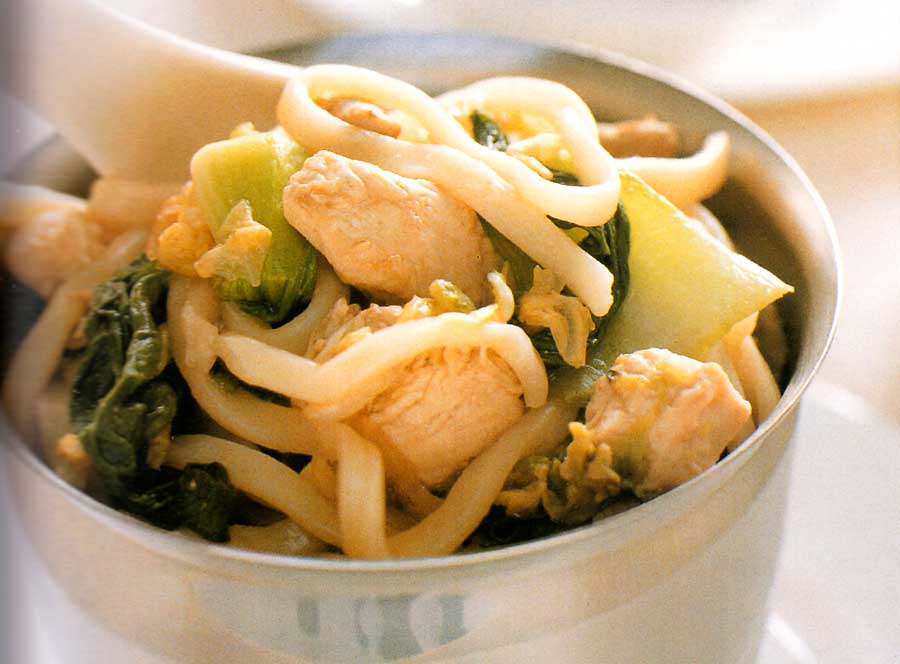 Shanghai Noodle Stir Fry Recipe-calories-nutrition facts-easy-pasta recipe-asian cuisine