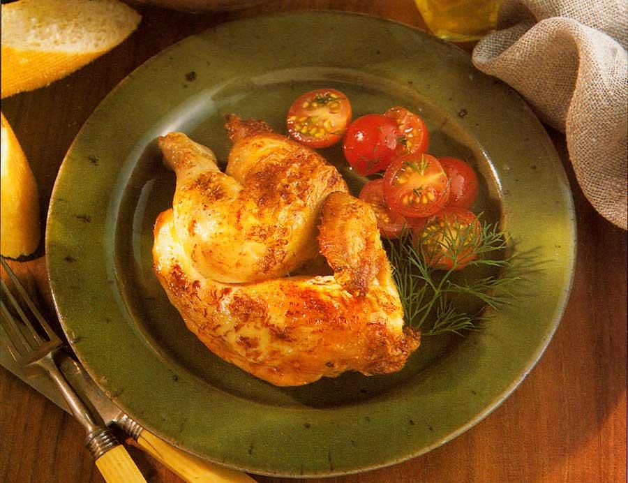 Grilled-Poussins-with-Citrus-Glaze-nutrition-facts-chicken-recipe-Poussins-Grilles-calories